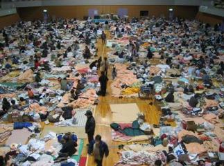 避難所の生活 避難所の生活【避難所で女性のレイプ被害が話題に?】 避難所の生活【避難所で女性のレ